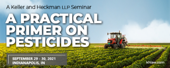 2021 Fall Practical Primer on Pesticides Banner