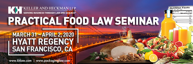 Banner for Practical Food Law Seminar